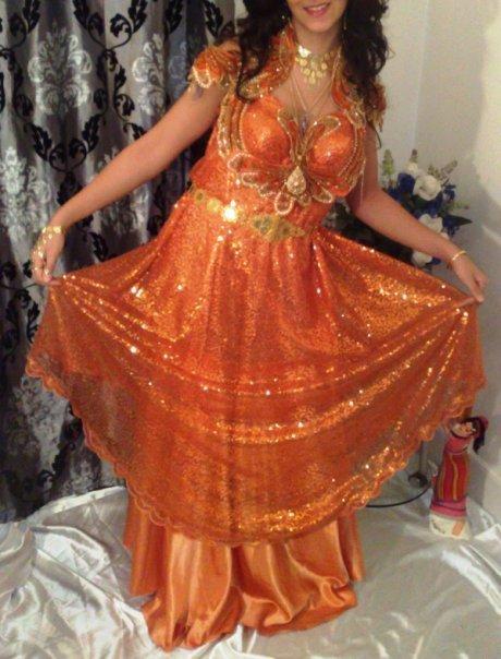 فساتين تقليدية للعروس الجزائرية-----سطايفي 203815sorang