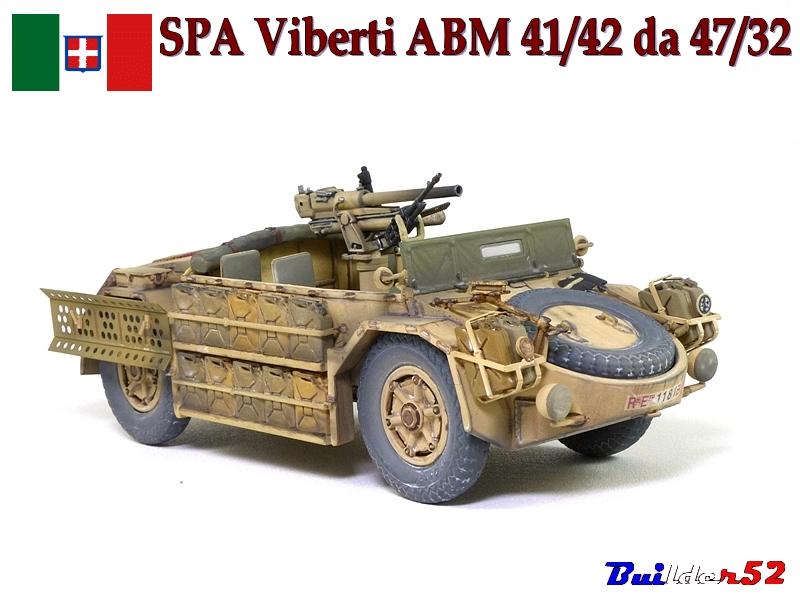 ABM 41/42  AT 47/32 - Italeri 1/35 204597P1050196