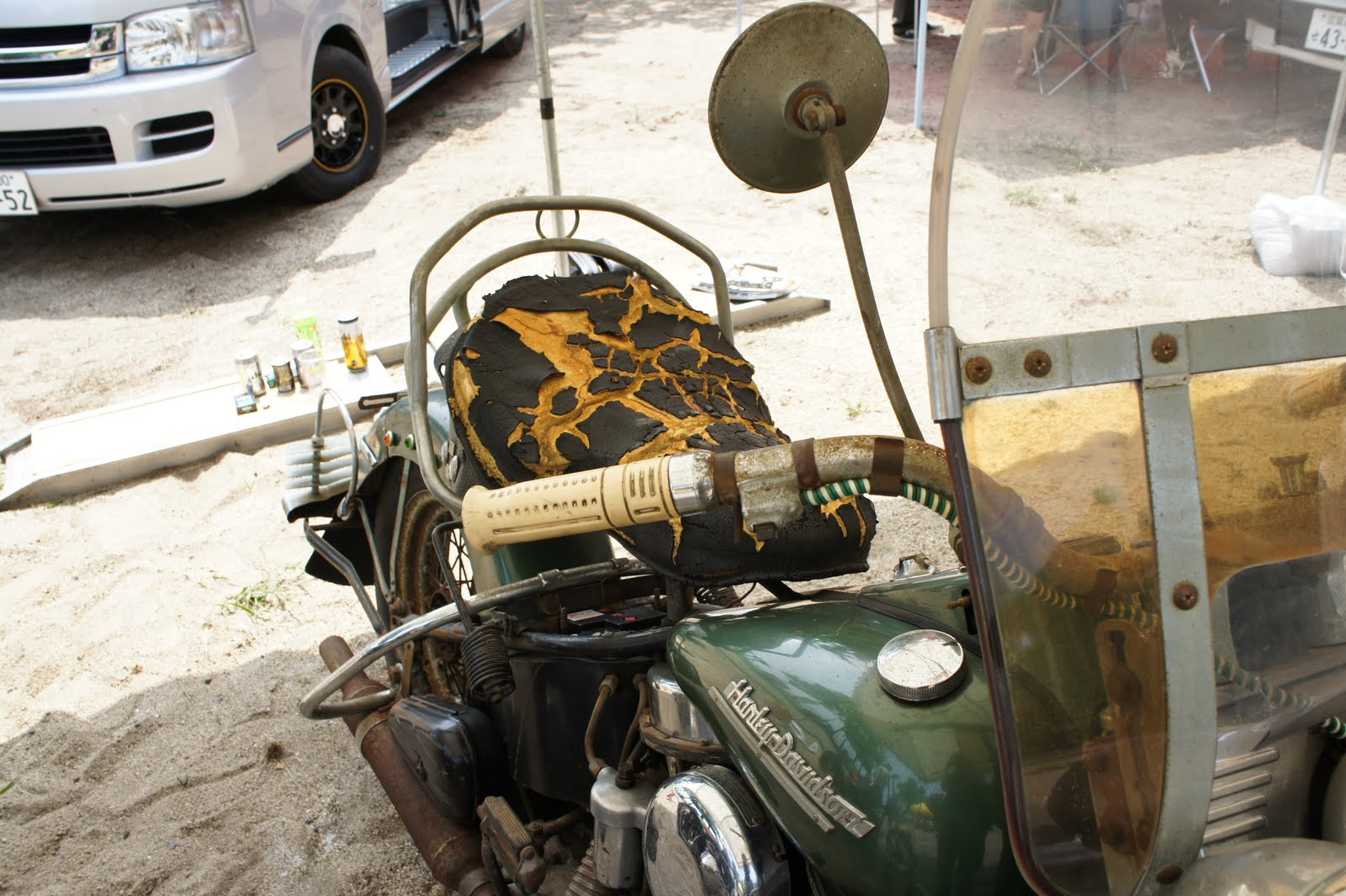 Les vieilles Harley....(ante 84) par Forum Passion-Harley - Page 6 204619DSC00367