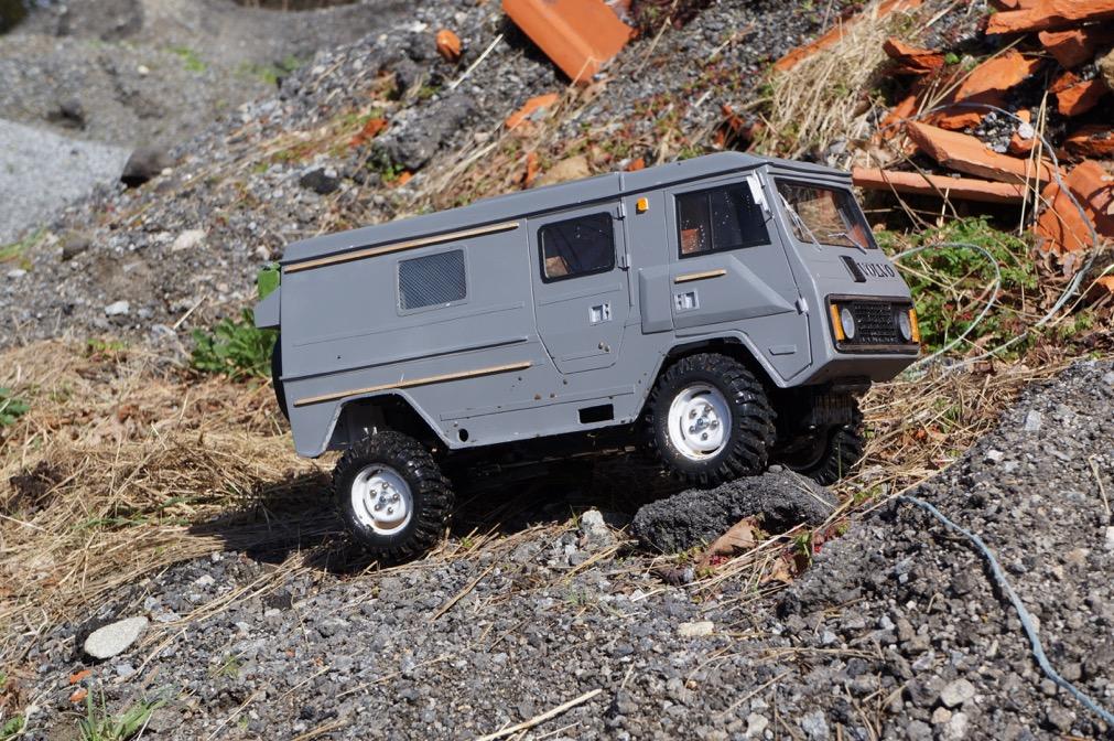 Volvo C202 Lappländer CC01 205368031