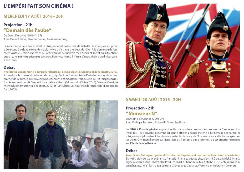 Cinéma Historique et Impérial au Musée de l'Empéri 207917chateaucin20162