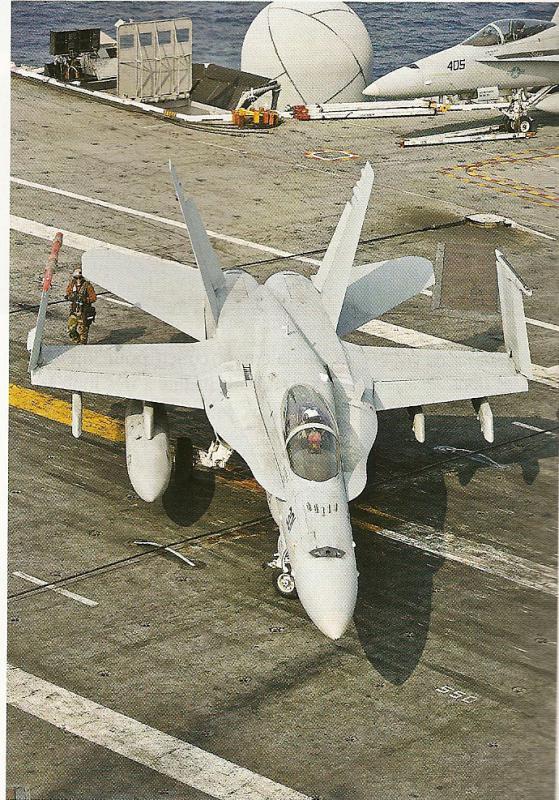 BOEING F/A-18E et F SUPER HORNET  208352BoeingF18SuperHornet