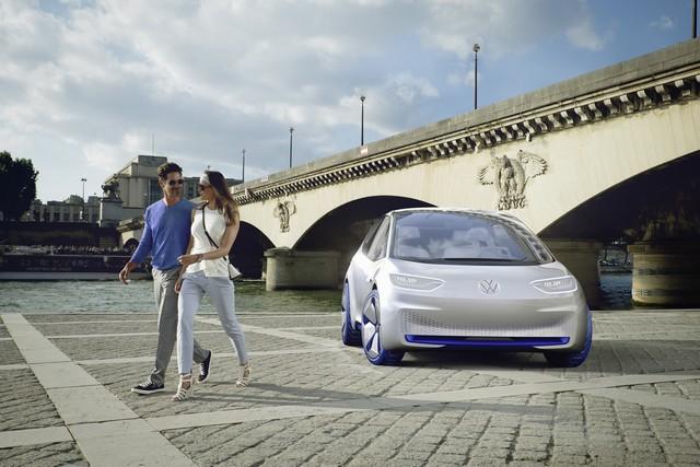 La première mondiale de l'I.D. lance le compte à rebours vers une nouvelle ère Volkswagen  208410DB2016AU00774large