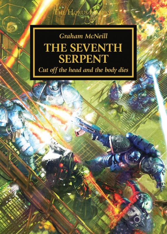 [Horus Heresy] The Seventh Serpent de Graham McNeill - Novella 208828SeventhSerpent