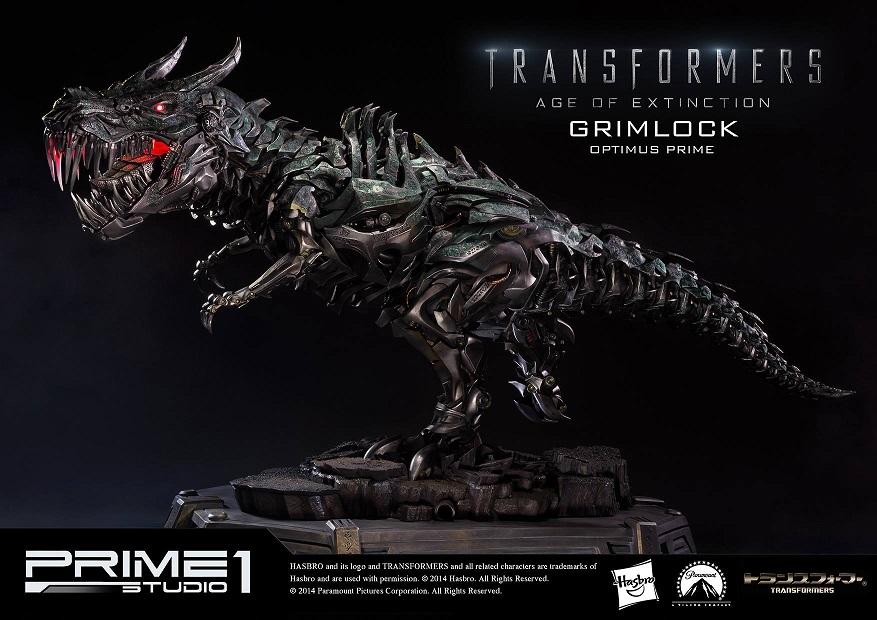 Statues des Films Transformers (articulé, non transformable) ― Par Prime1Studio, M3 Studio, Concept Zone, Super Fans Group, Soap Studio, Soldier Story Toys, etc - Page 2 208938Prime1StudioMMTFM05GrimlockOptimusPrimeStatue171410887635