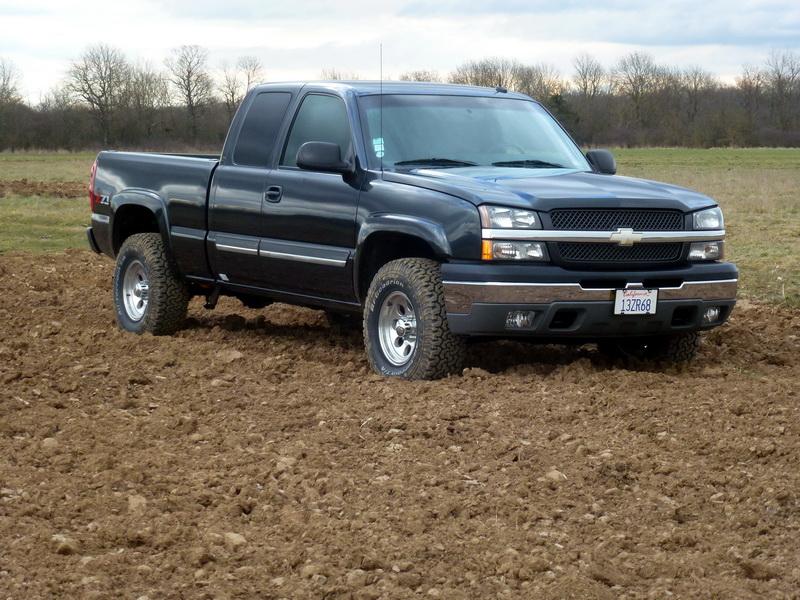 Chevrolet Silverado V8 5,3L 2003 209021P1040081
