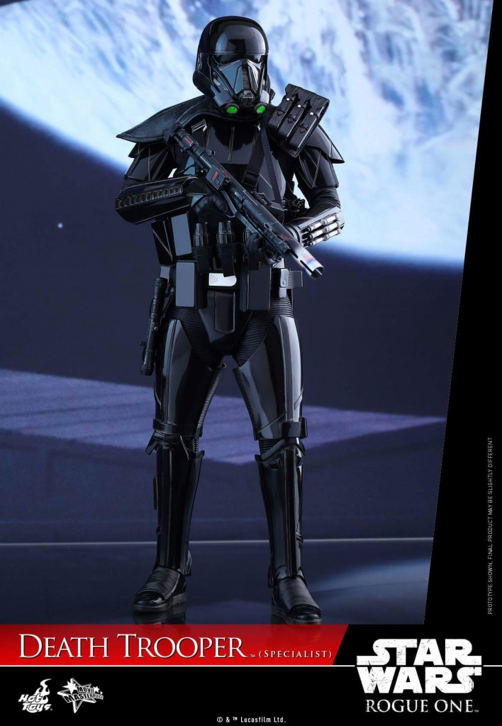 ROGUE ONE - DEATH TROOPER (MMS385) 209450FBIMG1472806892367