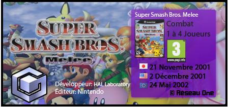 Super Smash Bros. Melee | GC 209699ssbmpng