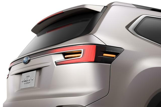 Subaru a dévoilé le concept VIZIV-7 SUV au salon Los Angeles 2016  209739galleryphoto9