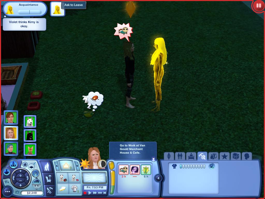 Les Sims ... Avec Kimy ! 210041Kimydemandegentimentaufantomedesecasser