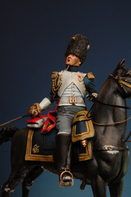 grenadier a cheval de la Garde -  3x1 210458lepic122