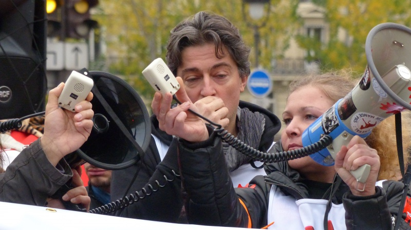 13 - Marche Contre La Fourrure - Paris 24 novembre 2012. 210628P1020020