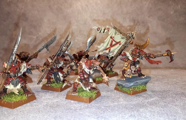 Skaven - Quelques troupes ! 210784Skavensenarmures1