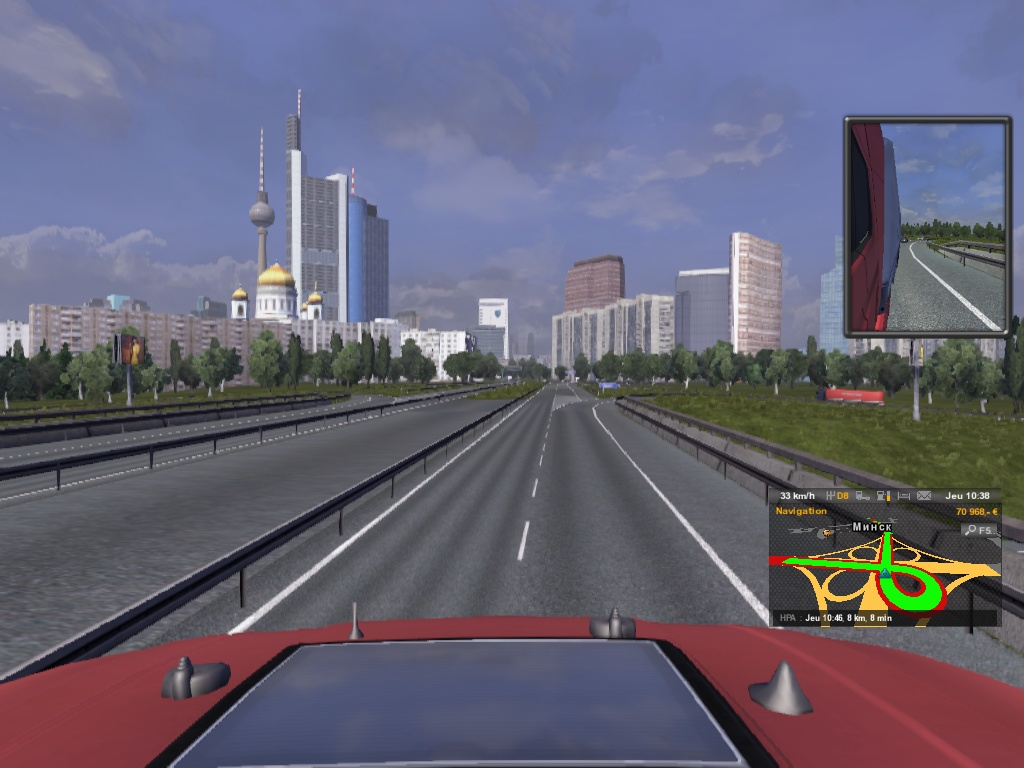 ETS2 - On the road 4 et extension Russie 212384ets200018