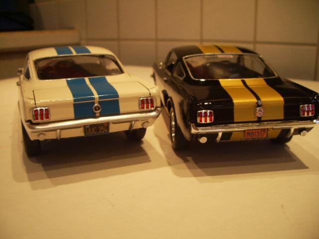 mustang shelby 350 GT 1965  kit monogram 1/24 . 212632762642IMGP3069