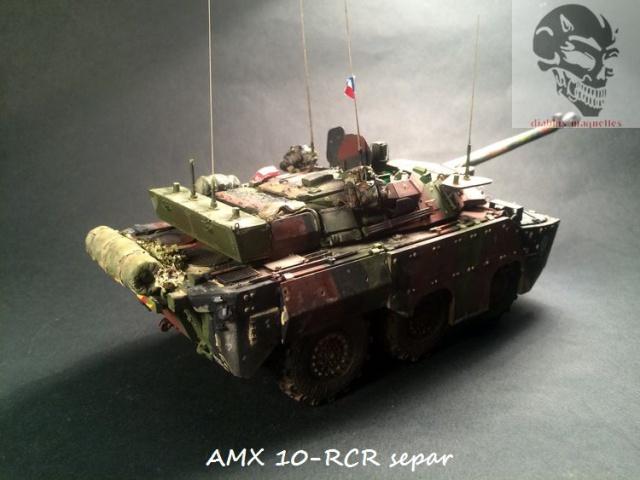 AMX 10 RCR SEPAR maquette Tiger Model 1/35 - Page 3 213243IMG3844