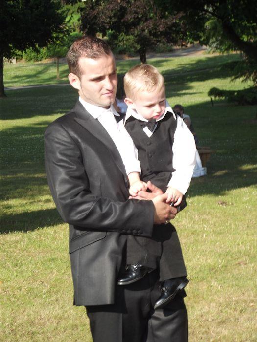 mariage de mon filleul benjamin avec cindy  2134797568
