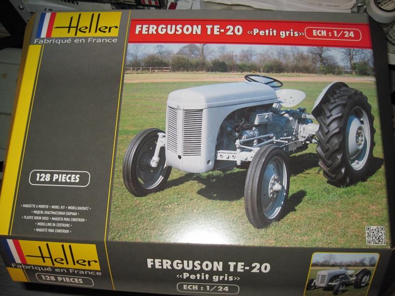 Tracteur Ferguson TE-20 213688001