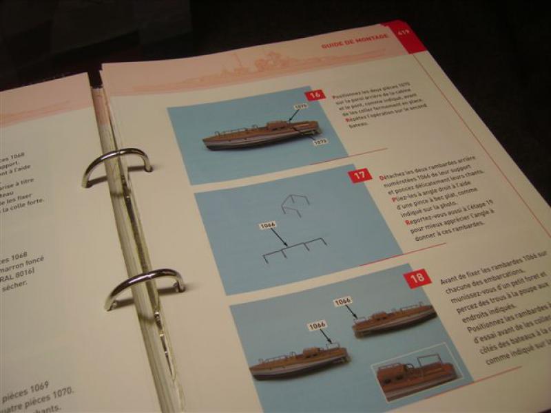 DKM Bismarck 1/200 Amati/ Hachette 213836IMGP1339