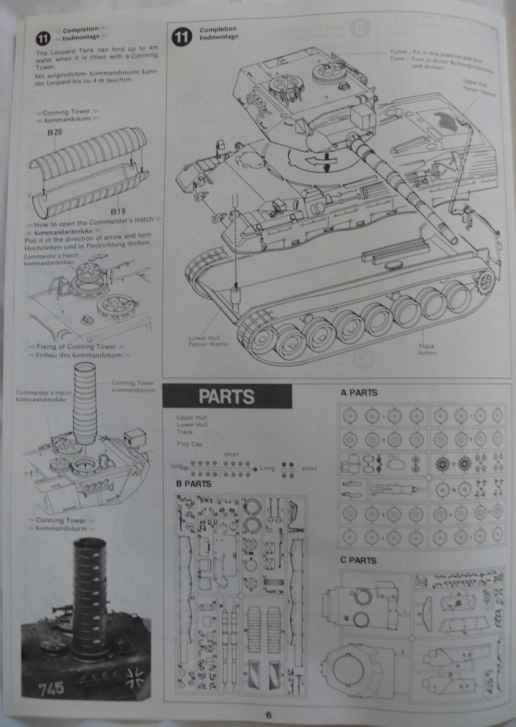 Bundeswher Leopard A4 215059leoparda407