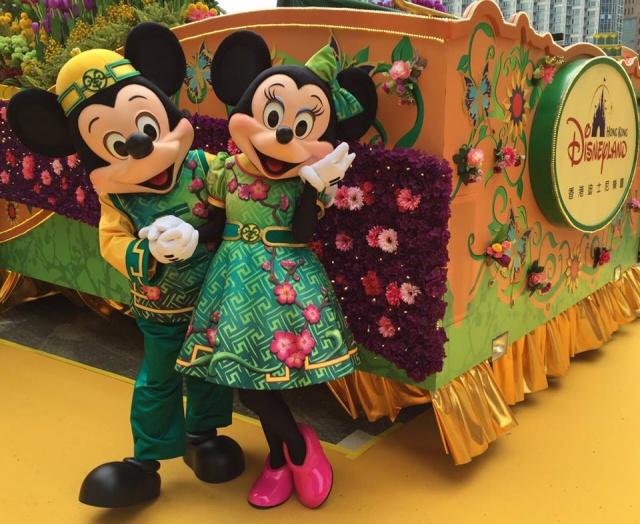 [Hong Kong Disneyland Resort] Le Resort en général - le coin des petites infos - Page 2 215967hkdlparade
