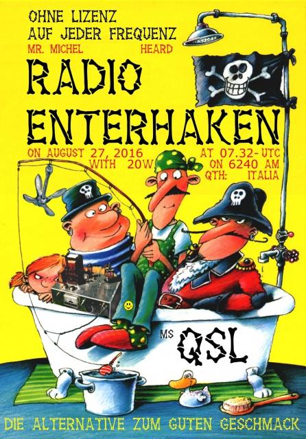 eQSL de Radio Enterhaken 216079EnterhakeneQSLMorisse201608276240