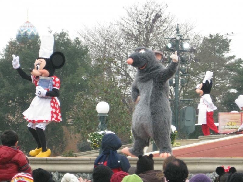 [Disneyland Paris] Disneyland Hotel - chambre Castle Club (8-10 décembre 2010) (début du TR p.9) - Page 10 218957IMG2547