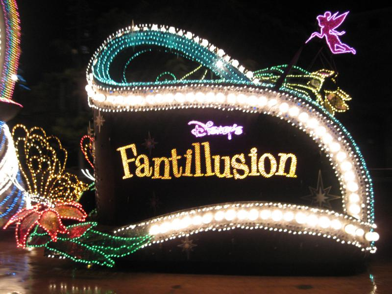 [Disneyland Paris] Disneyland Hotel - chambre Castle Club (8-10 décembre 2010) (début du TR p.9) - Page 10 219106IMG2339