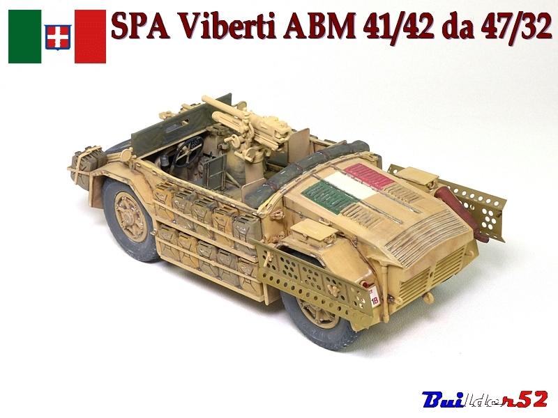 ABM 41/42  AT 47/32 - Italeri 1/35 219429P1050187