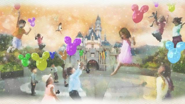 "(Hong Kong Disneyland) Disney's Sparkling Christmas 2013 + Programme ""Pump up Little Moments of Happiness"" 219608hk8"