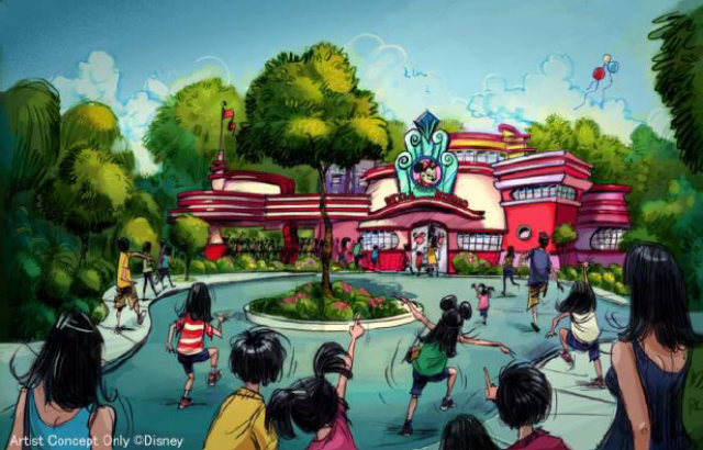 [Tokyo Disneyland] Nouvelles attractions à Toontown, Fantasyland et Tomorrowland (printemps 2020)  - Page 2 219885w463