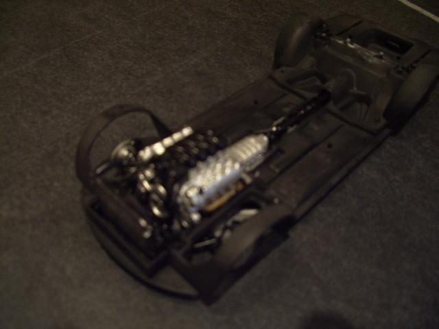 ford mustang GT 2005 au 1/25 22012850m4