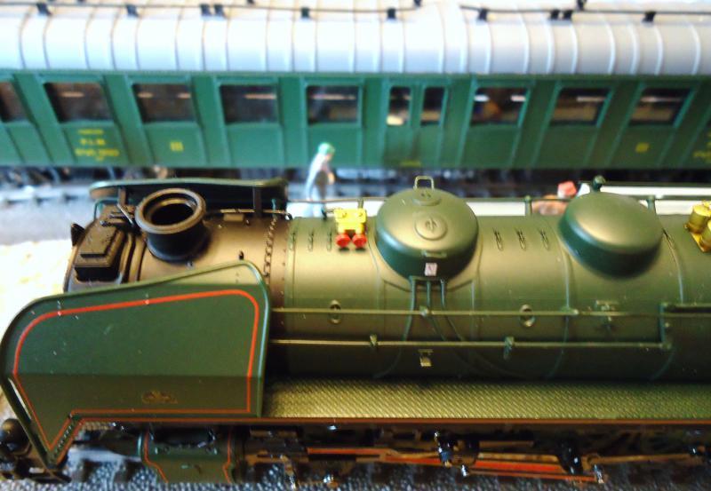 Loco vapeur 141 Jouef 3 rails AC d'origine 220178DSC02362