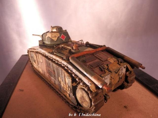 char francais B1 b l indochine(tamyia 1/35) 220634PB140042