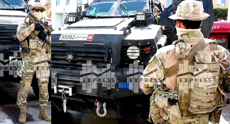 Armée Tunisienne / Tunisian Armed Forces / القوات المسلحة التونسية - Page 9 221236132