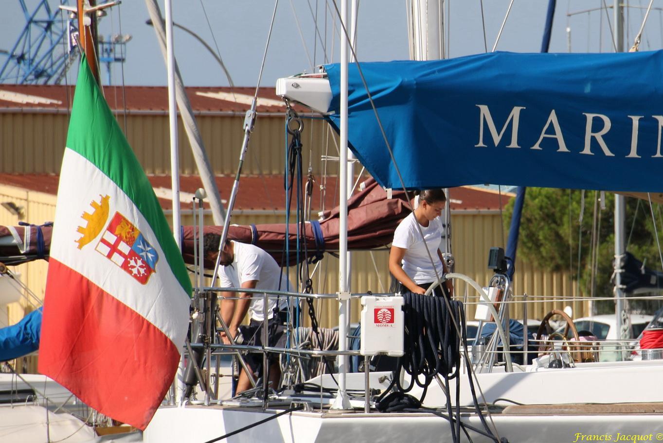 [ Marine à voile ] Voiliers Ecoles de la Marine Italienne 2215774108