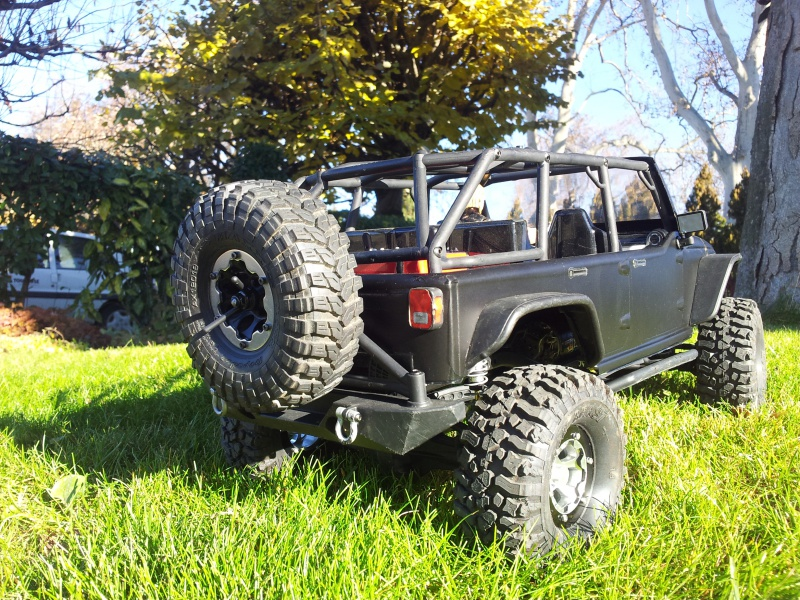 Jeep Wrangler Unlimited Rubicon kit de Marcogti 22246320131215113327