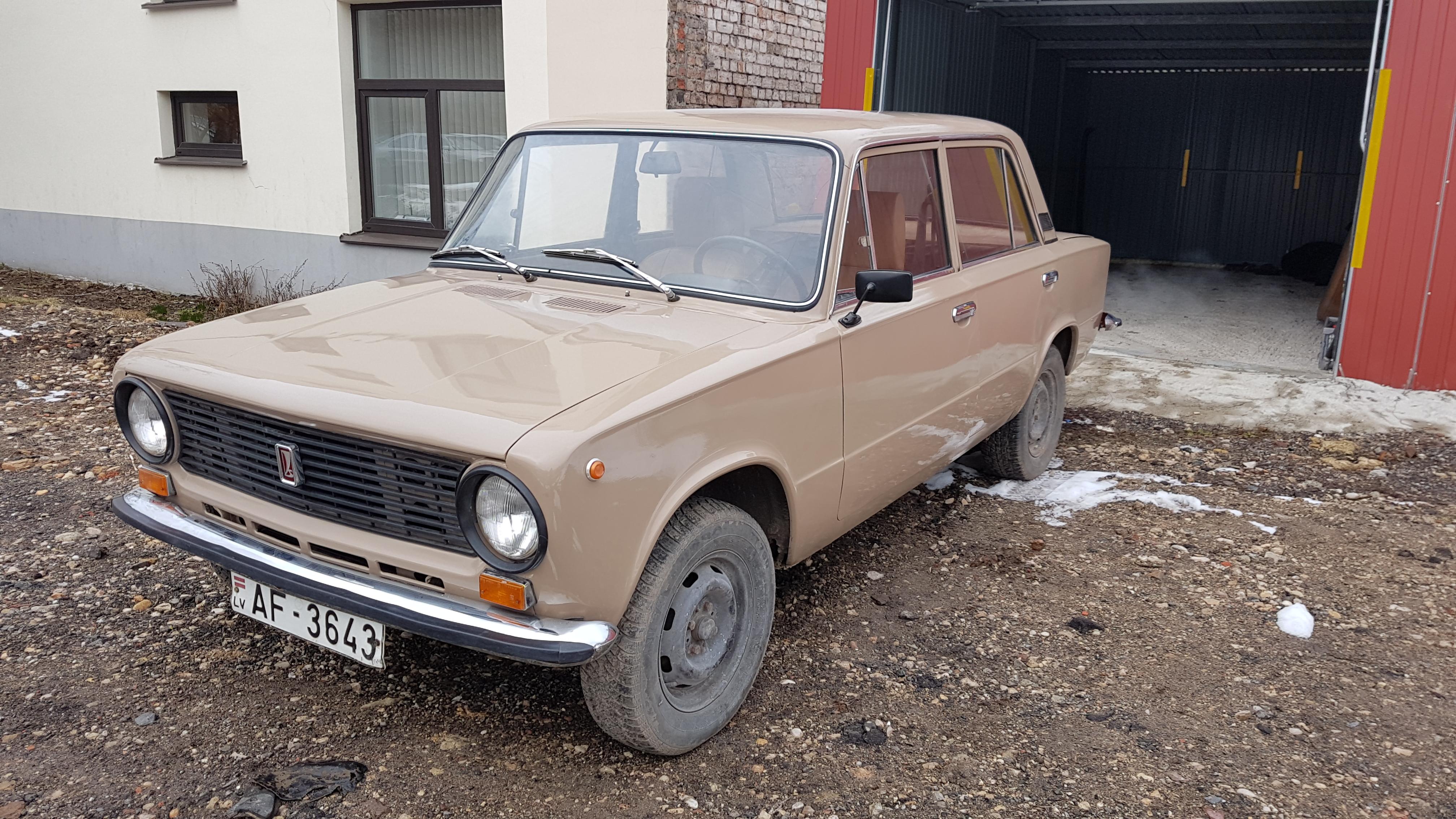 lada 1200, Vaz 2101 depuis la Lettonie!! - Page 2 22305420170311154552