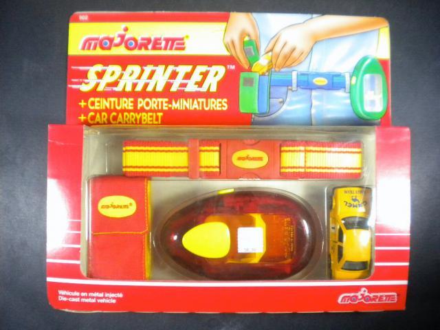 Lanceur de voiture Majorette Sprinter 223679472150774o