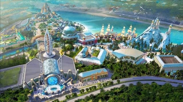 (Chine) Shanghai Haichang Ocean Park (2018) 224424polar2