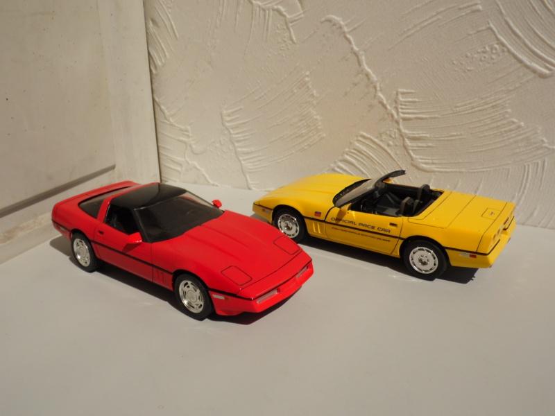 Chevrolet Corvette's C4. 224852SAM5006