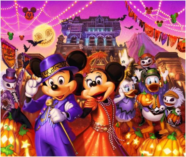 [Tokyo Disney Resort] Programme complet du divertissement à Tokyo Disneyland et Tokyo DisneySea du 15 avril 2018 au 25 mars 2019. 225504DH1