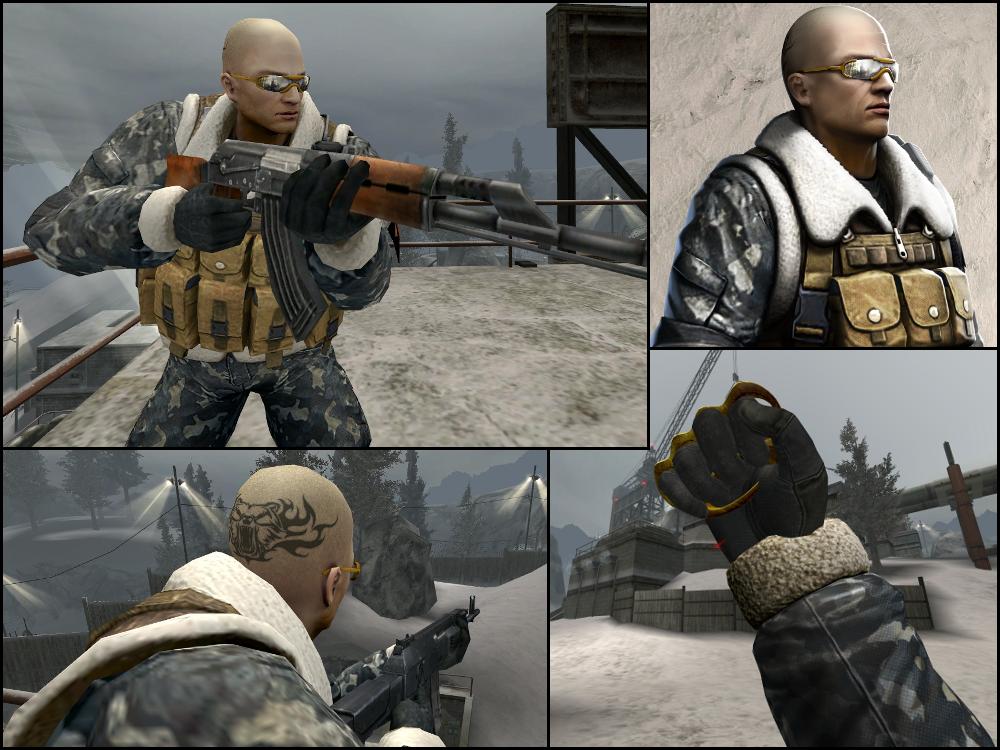 VIP escort et nouveau mercenaire 226895mercenaire