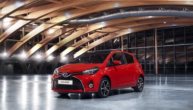 Après La Yaris, Le Toyota Proace Obtient Lui Aussi Le Label « Oigine France Garantie » 228145YarisSyle201611