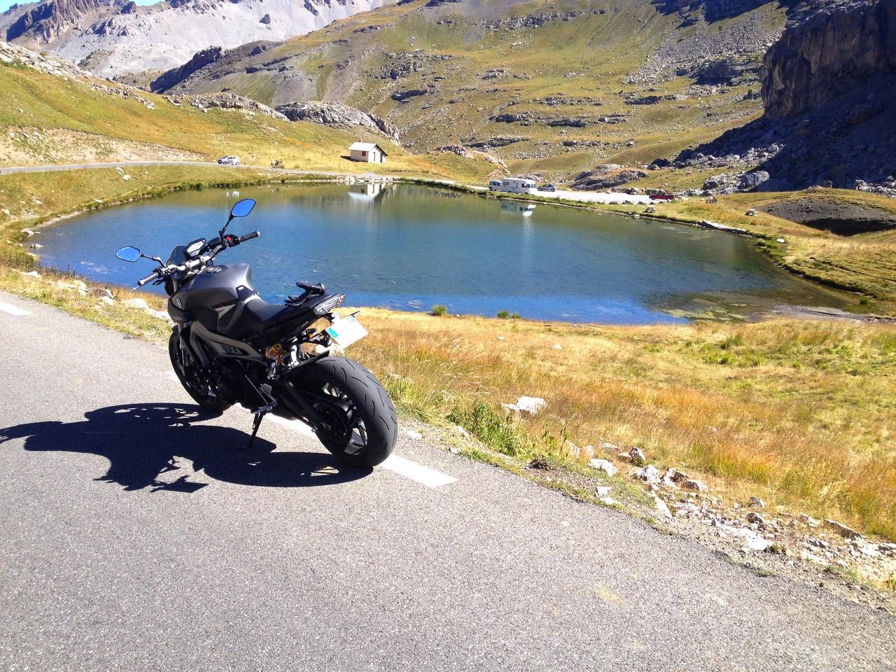 Vers le col de la Bonette et ses environs  228227photo12