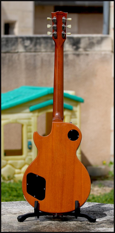 "Gibson Les Paul Reissue 60"" Gold Top 2001 - MIAM ! 22861557c6"