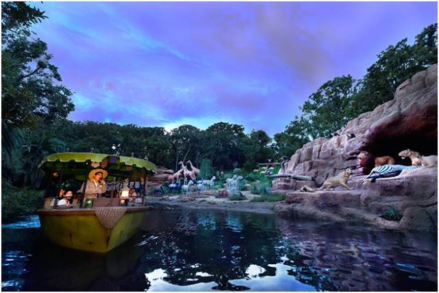 [Tokyo Disneyland] Jungle Cruise : Wildlife Expeditions (8 septembre 2014) 229593wild1