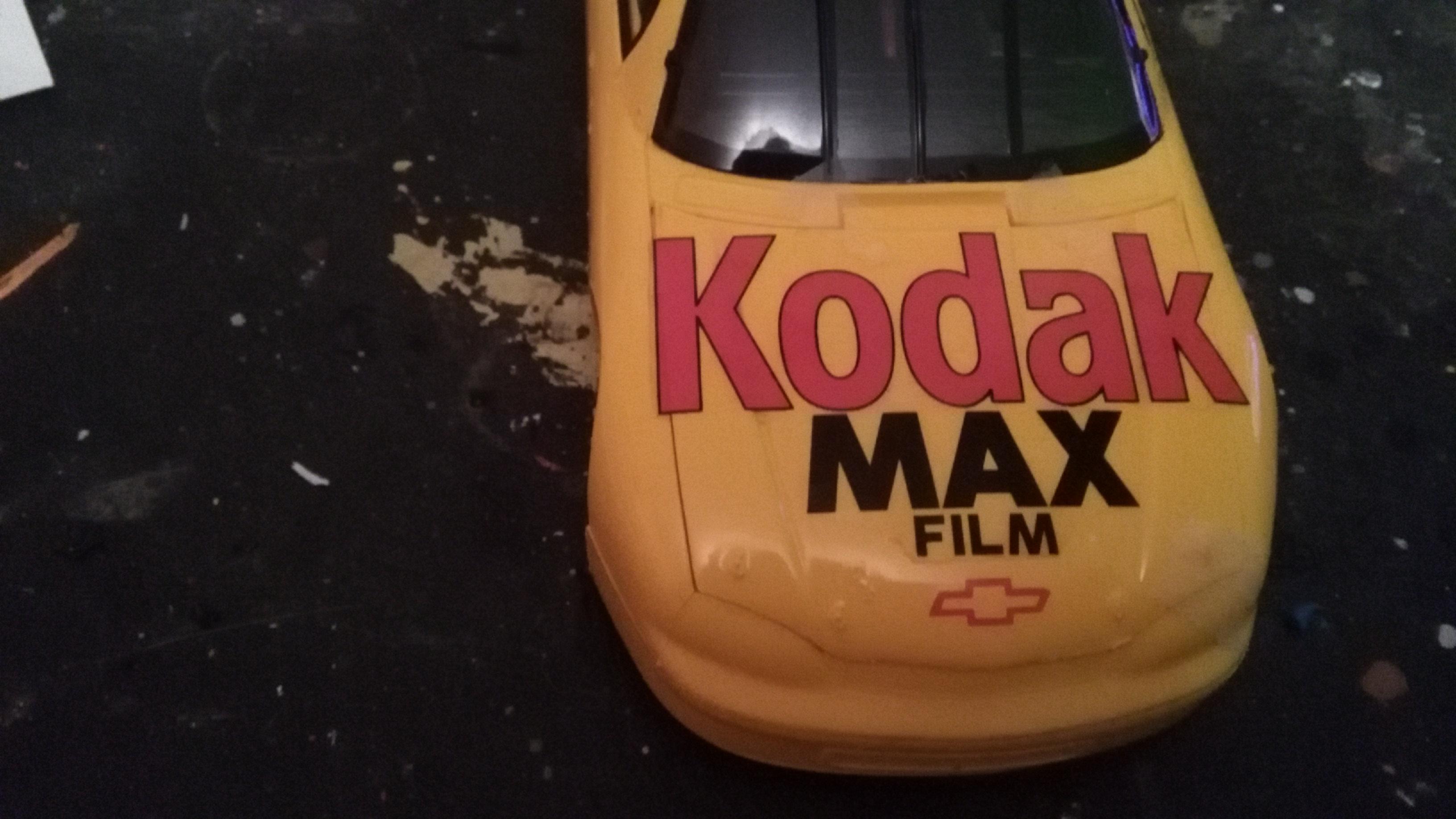 Chevy Monte-Carlo 1998 #4 Bobby Hamilton Kodak  230614C1998419