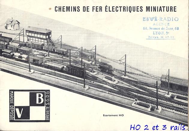 Catalogues 1950 et 1954 couverture photo (extraits) 230670VBcatalogue19501R