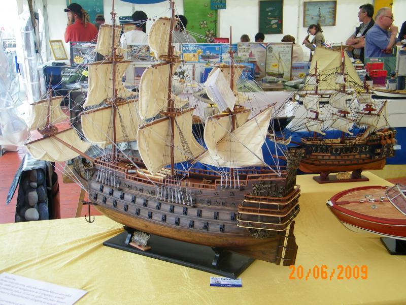 Expo La Petite Armada du Tréport 2009 2313791000140